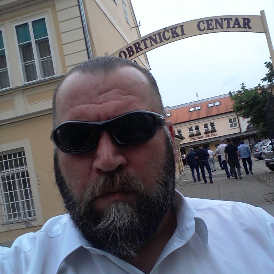 Tomislav Pudina. Izvor: privatna arhiva