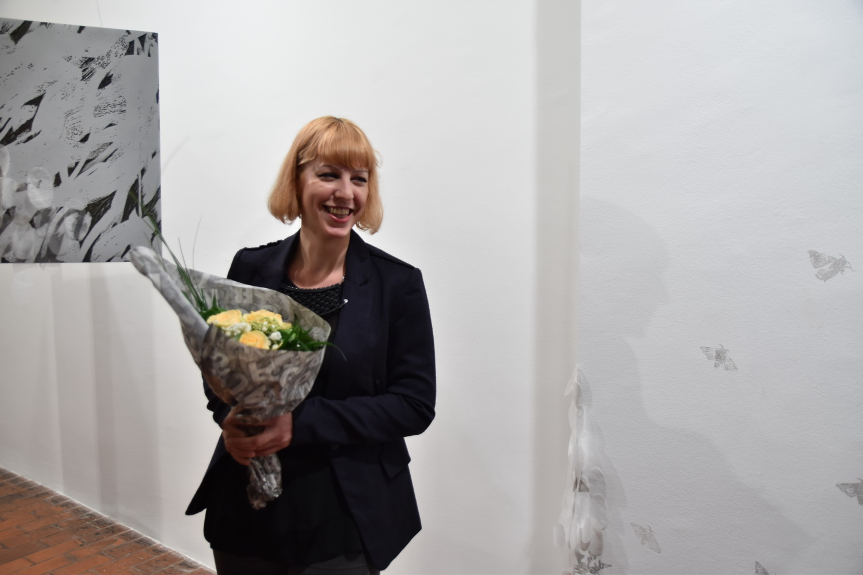 Sunčana Simichen, Galerija Zilik, Karlovac, 11. 4. 2019. Foto: Galerija Zilik