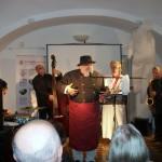 Petriza und Millitargrenzemusik, Gradski muzej Karlovac, 29. 11. 2013. Foto: Polka