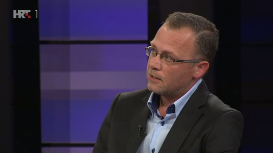 Zlatko Hasanbegović. Izvor: Screenshot