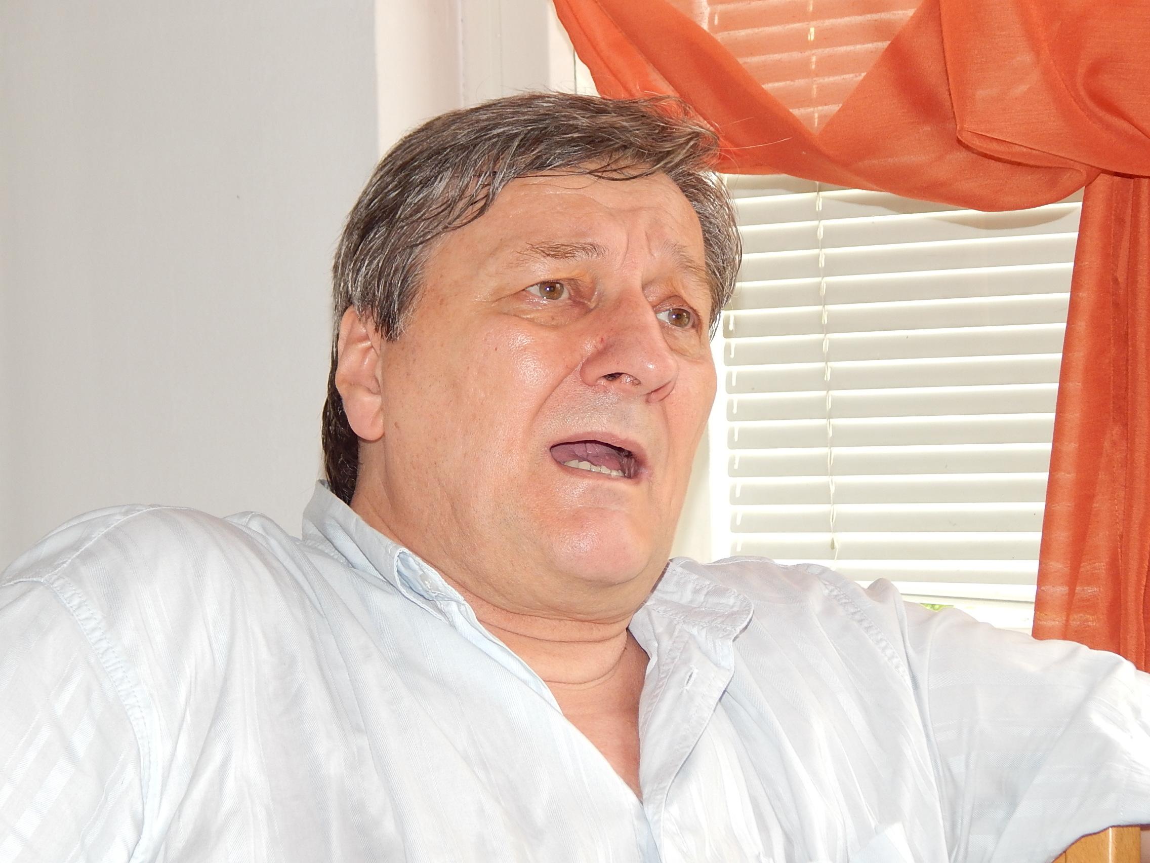 Boris Vrga. Foto: Marin Bakić