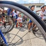U Kamanju je u sklopu Festivala DOK - festivala za ljude dobre volje - održana 10. 9. 2016. godine biciklijada. Foto: Denis Stošić