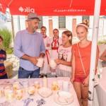 U sklopu Festivala DOK - festivala za ljude dobre volje - otvoren je 10. 9. 2016. godine sajam obiteljskih poljoprivrednih gospodarstava. Foto: Denis Stošić