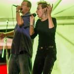 Na Festivalu DOK - festivalu za ljude dobre volje - u Kamanju je 10. 9. 2016. nastupio zagrebački sastav Elemental. Foto: Denis Stošić