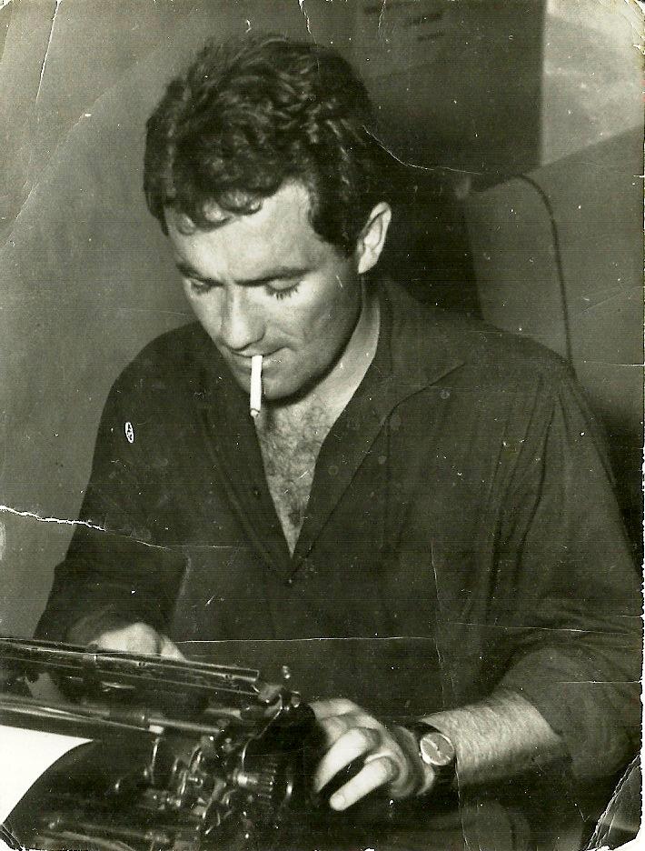 Stevo Maoduš u Karlovačkom tjedniku 1962. Izvor: Osobna arhiva