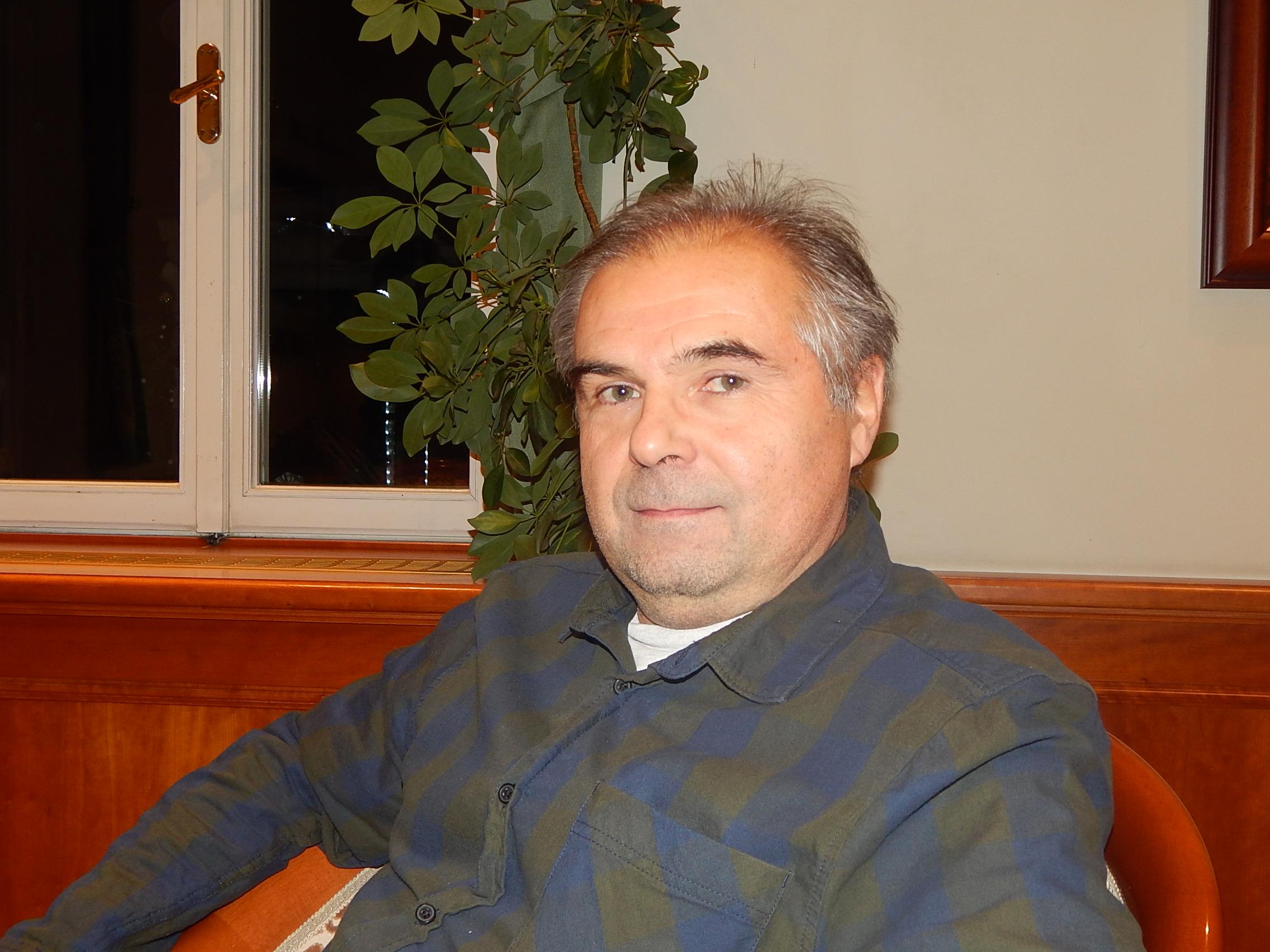Dražen Cukina. Foto: Marin Bakić