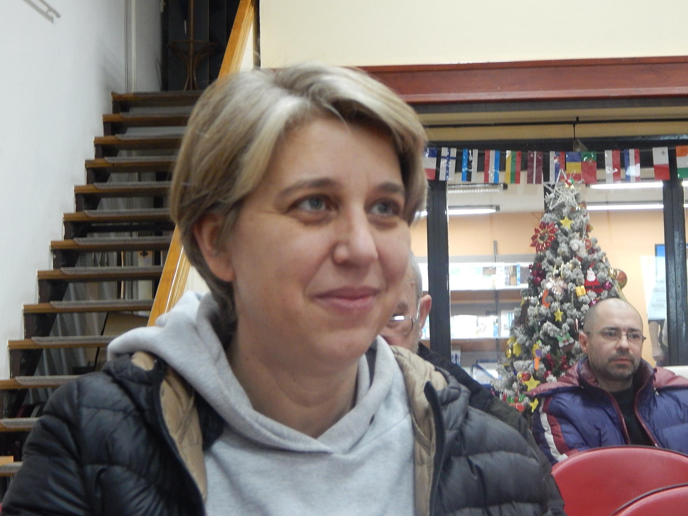 Ana Matan, Knjižnica za mlade, 13. 12. 2016. Foto Marin Bakić