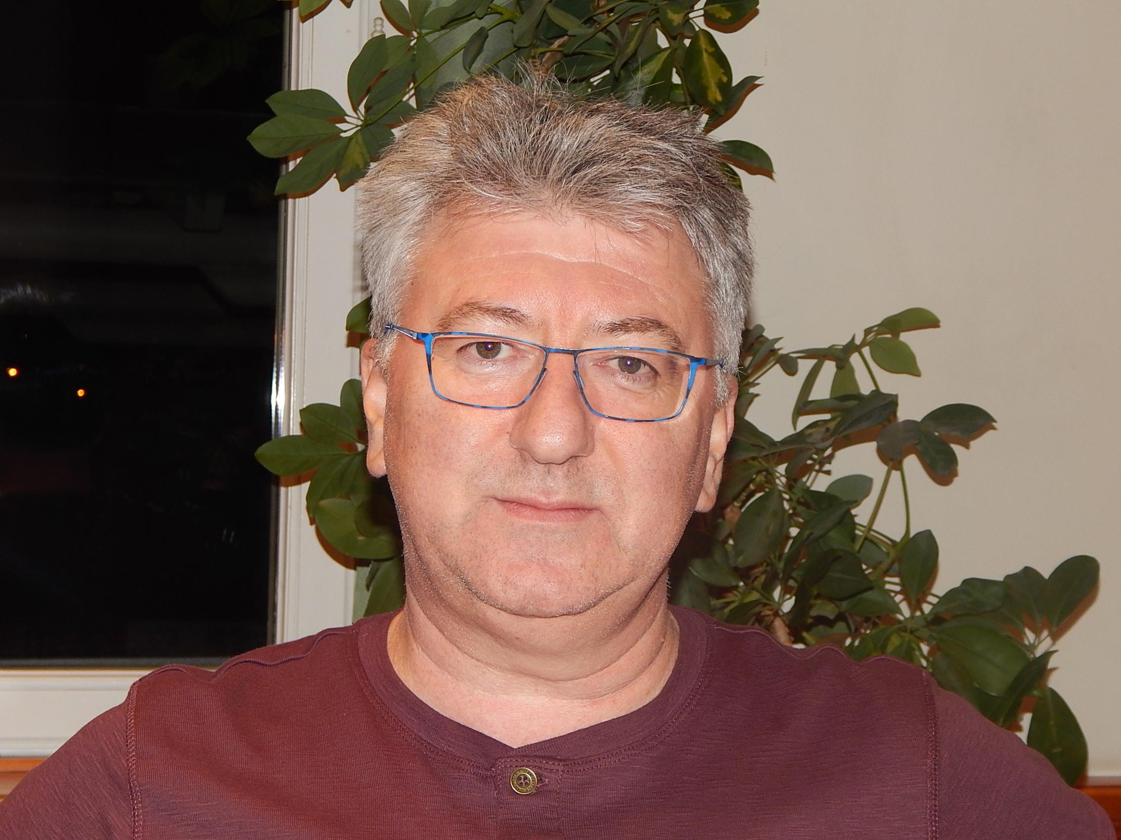 Damir Valent, 14. 12. 2016. Foto: Marin Bakić