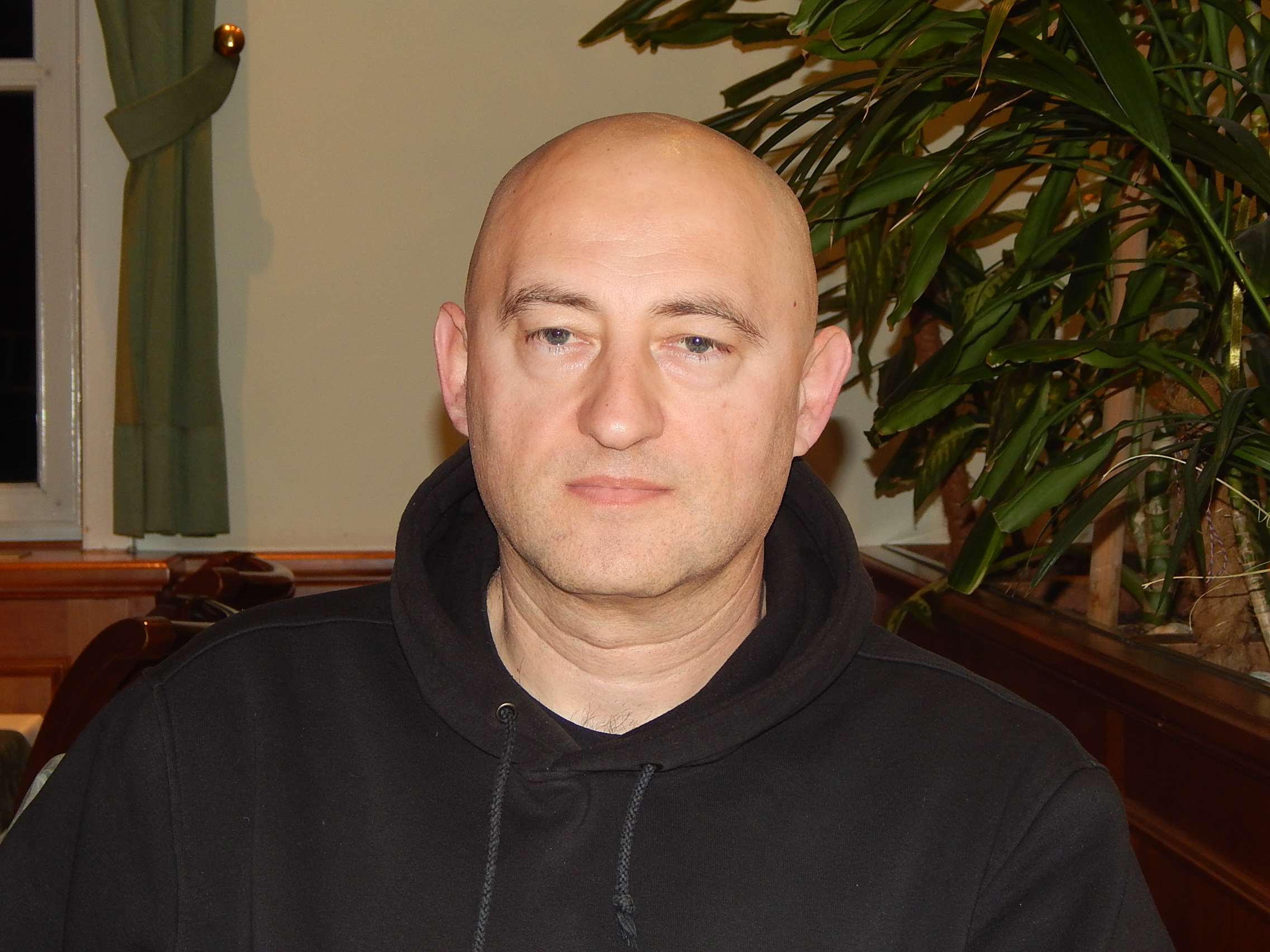 Duško Labus. Foto: Marin Bakić