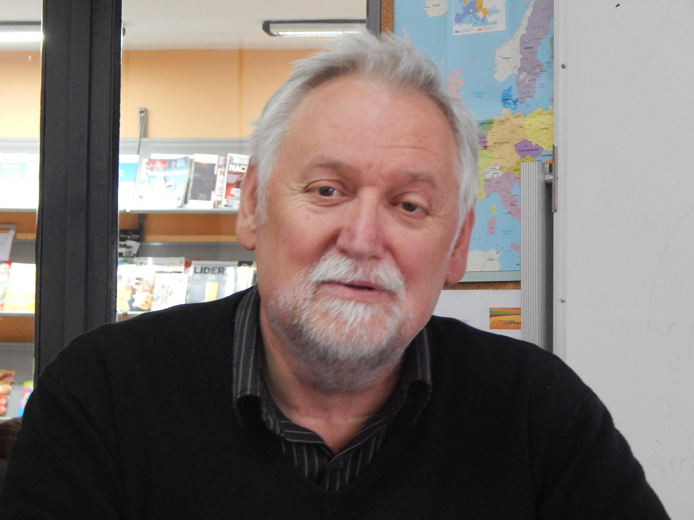 Zlatko Prpić. Foto: Marin Bakić
