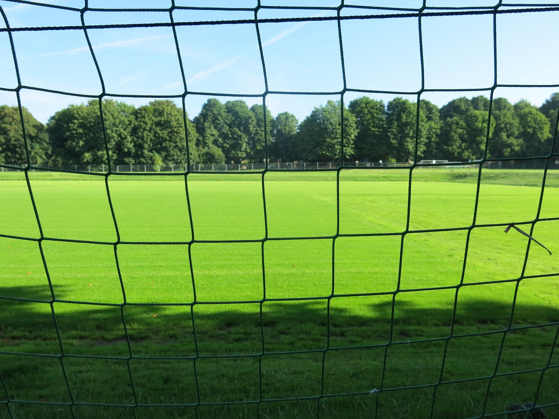 Nogometni travnjak. Izvor: https://pixabay.com/p-467703/?no_redirect