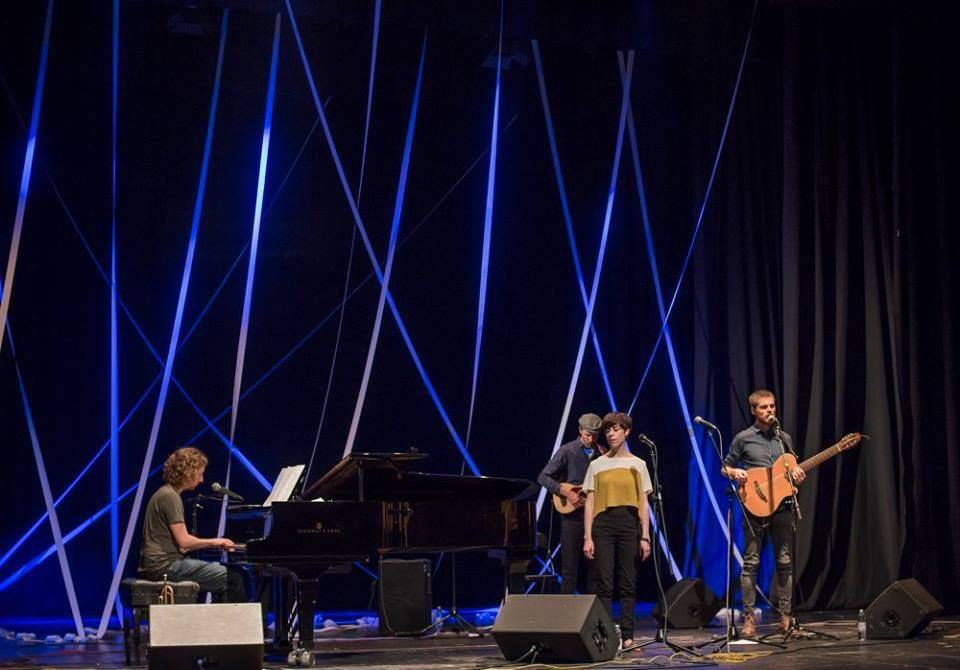Holler, My Dear, Gradsko kazalište Zorin dom, Karlovac, 24, 5, 2017. Foto: Igor Čepurkovski