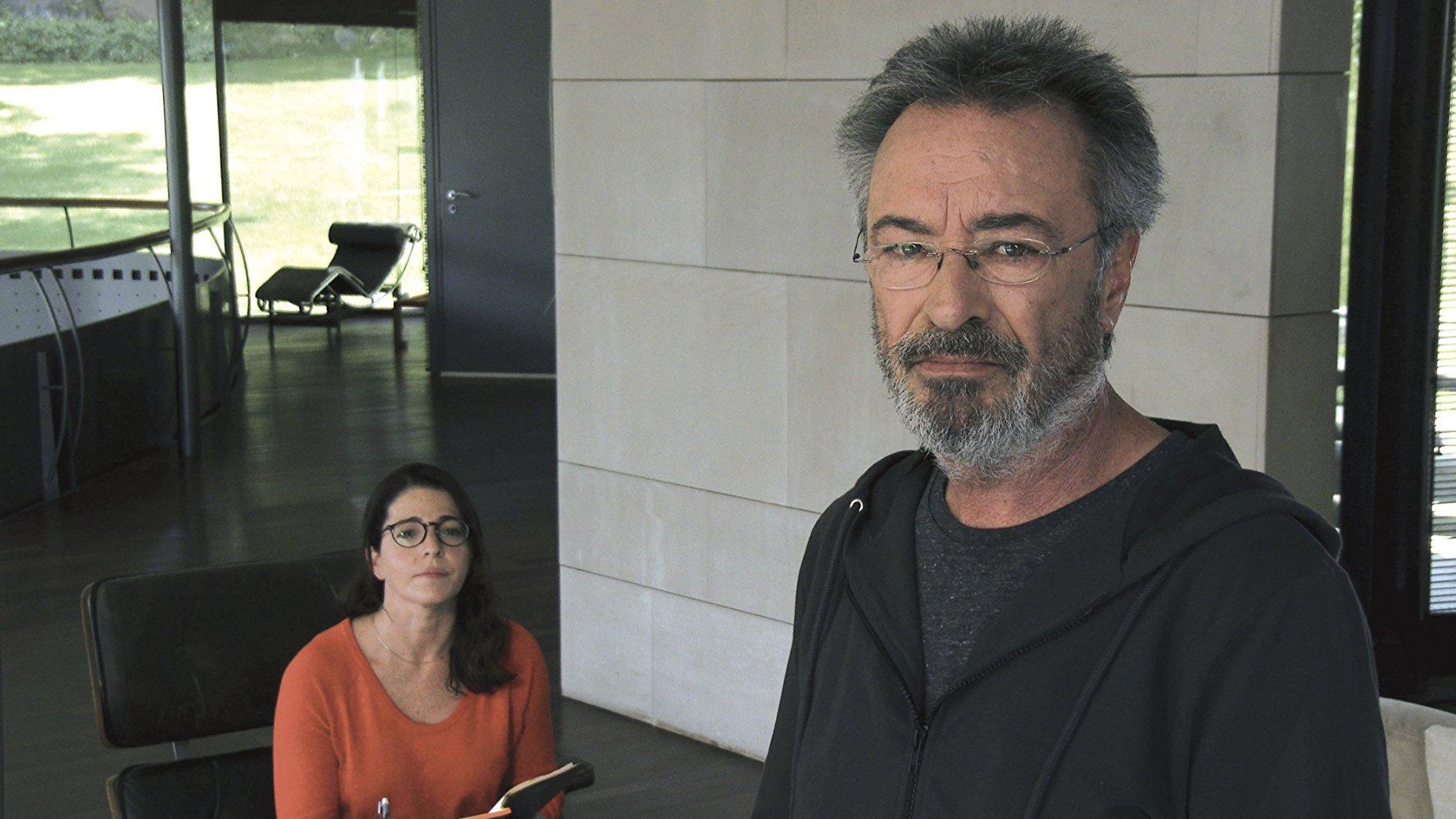 Oscar Martinec i Nora Navas, Ugledni građanin (2016). Foto: IMDB