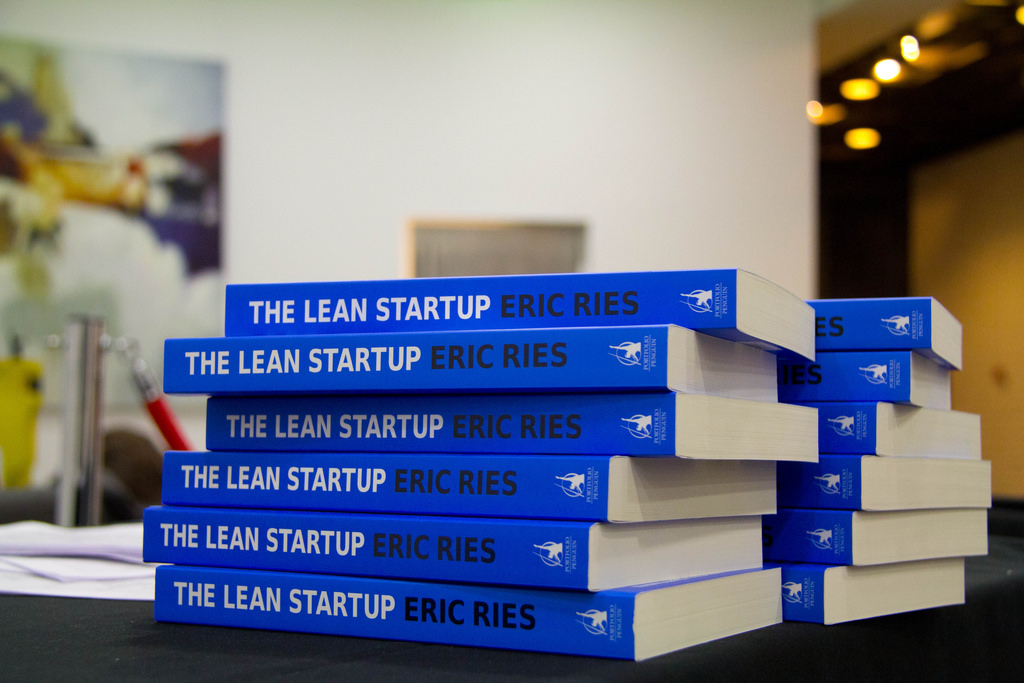 Eric Ries, The Lean Start-up, Photo: Betsy Weber. Source: https://www.flickr.com/photos/betsyweber/6719452305