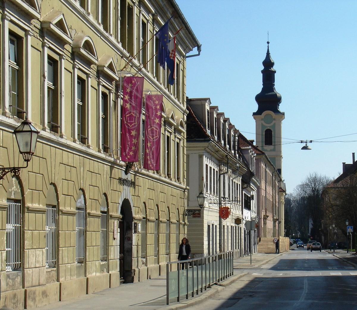 Karlovac, Veleučilište u Karlovcu. Izvor: Grad Karlovac, http://www.karlovac.hr/grad/fotogalerija-21/fotografije-grada/2725