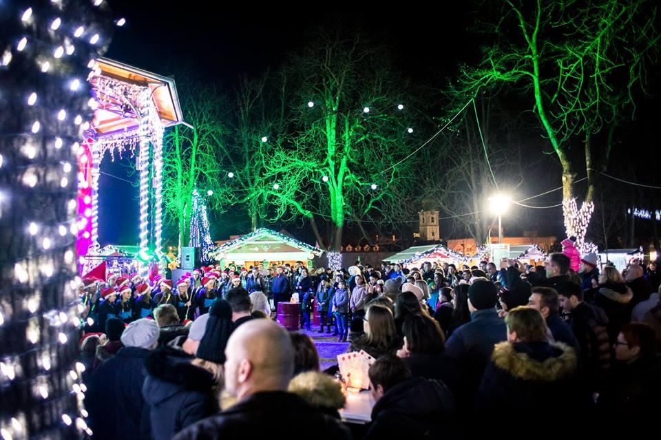 Advent u Karlovcu 2017. Foto: Advent u Karlovcu
