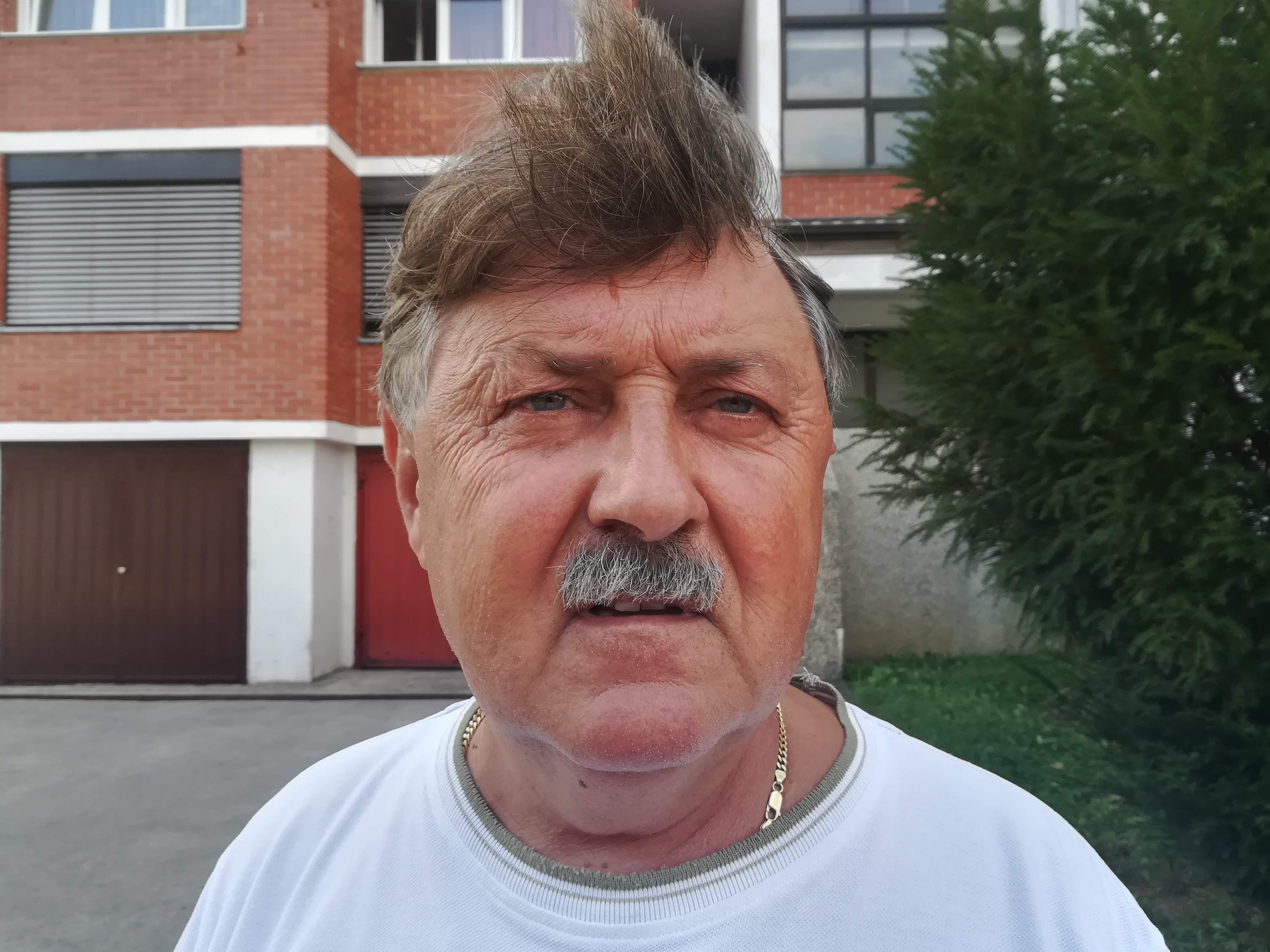 Marijan Fudurić, Karlovac, 21. 8. 2019. Foto: Marin Bakić